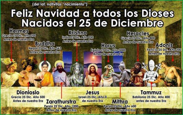 navidad Dioses1