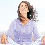 Relajación consciente con ayuda de la Respiración