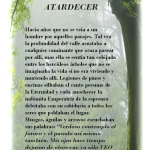 Rostro de Atardecer