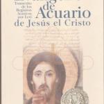 LIBRO: El Evangelio de Acuario de JESÚS el CRISTO