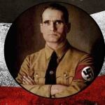 Las otras vidas de uno de los generales más importantes del nazismo: RUDOLF HESS