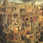 VIA CRUCIS: Los pasos del Cristo en el Calvario