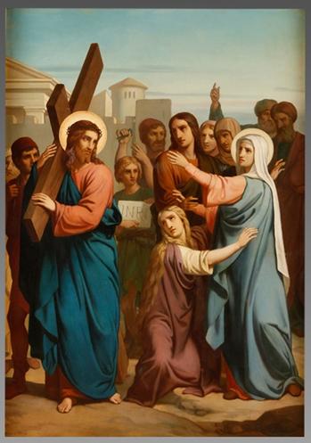 VIA CRUCIS: Los pasos del Cristo en el Calvario | OMNIA IN UNO