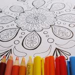Pintar MANDALAS no sólo es de ayuda terapéutica también lo es espiritual