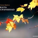 Los Upanishad Capitales: KATA (3/10)