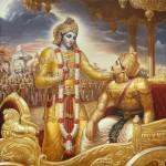 La gran decisión de Arjuna