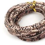La cuerda ES TODO, la Serpiente ES NADA