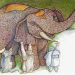 La percepción de los ciegos al descubrir un elefante