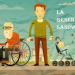 LA GENERACIÓN SÁNDWICH: la que tendrá que cuidar de sus hijos y sus padres