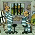 """Sólo hay una cárcel, """"La mente condicionada"""""""