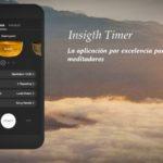 INSIGHT TIMER: La app para los meditadores