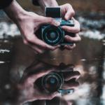 Como reflejo en el espejo